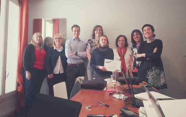 2ª Reunión Transnacional en Bolonia (Italia)