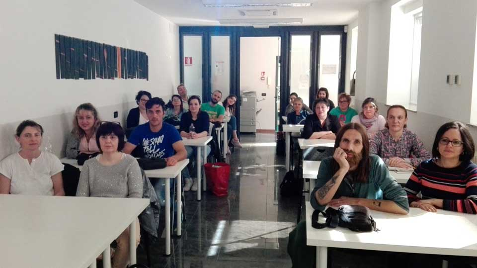 workshop di diffusione bologna