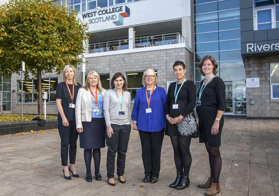 3º Reunión transnacional en Glasgow (Escocia)