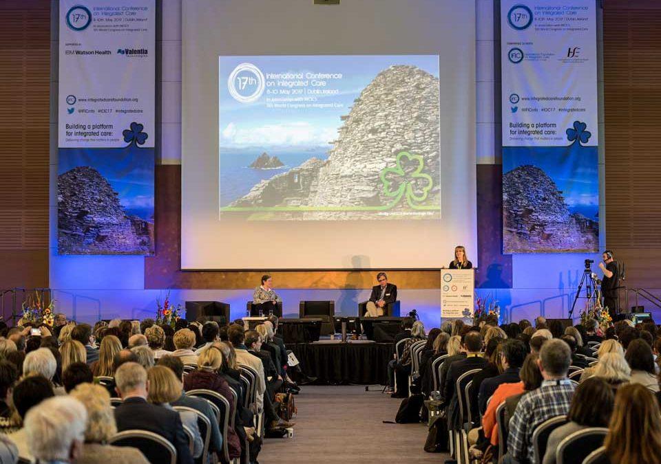 Participación en la Conferencia Internacional de Atención Integrada en Dublín (Ireland)