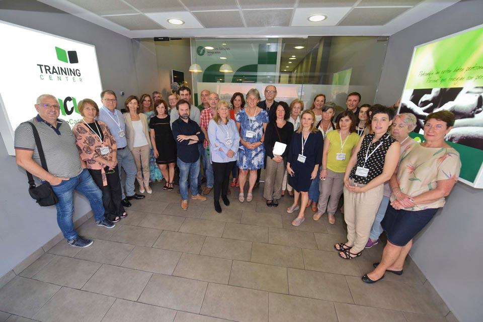 Conferenza finale del progetto a Bilbao (Spagna), 27 giugno 2017