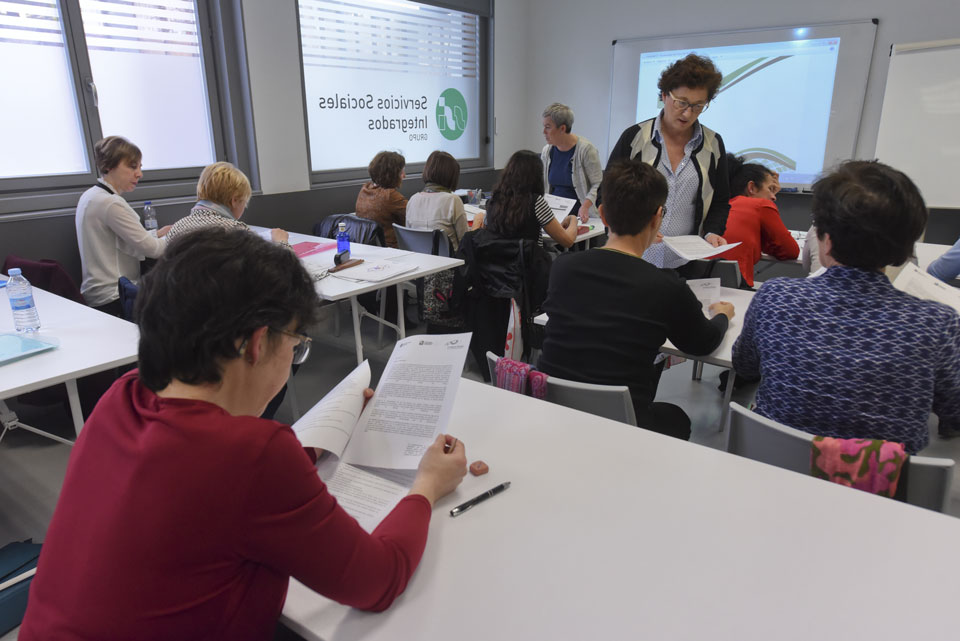 Sperimentazione dei corsi di formazione nazionali e materiali didattici a Bilbao (Spagna), Glasgow (Scozia) e Utrecht (Paesi Bassi)